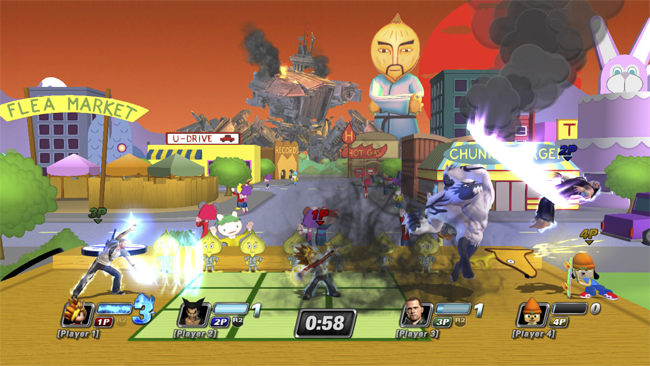 PlayStation All Stars Battle Royale primer contacto 03