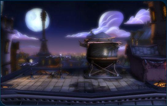 PlayStation-Allstars-Battle-Royale-Sly-Cooper-Stage