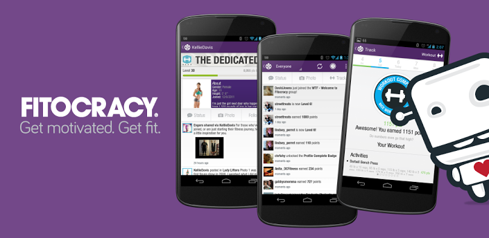 Fitocracy Social Network