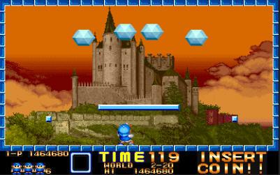 Los hexagonos locos atacan el Alcázar