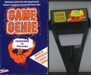 Game Genie, de Famosa