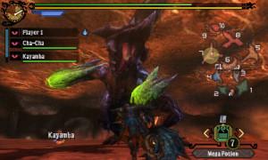 Brachydios, uno de los monstruos nuevos.