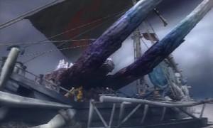 Hay batallas realmente épicas y milimetradas como la de Jhen Mohran. (Captura 3DS)