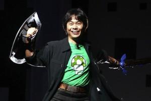 El padre y creador de Zelda.