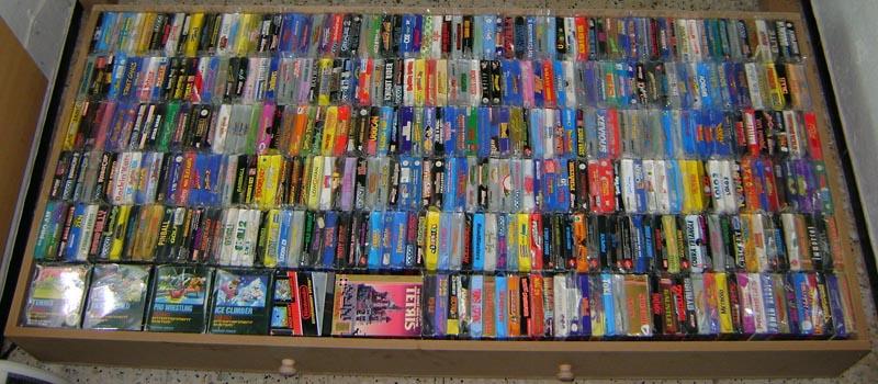 Colección de juegos de NES de Martín