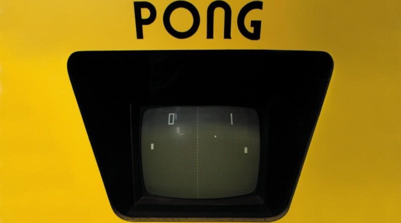 La máquina Pong