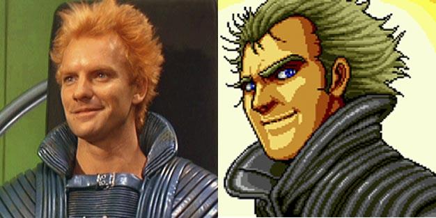 Sting vs Random