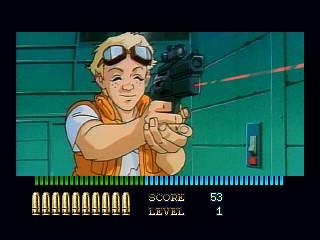 Kojima y su gusto por la mirilla laser