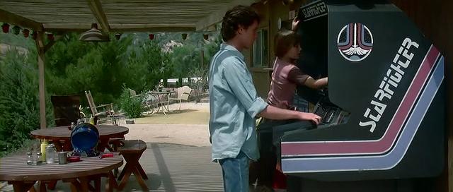 """El tipico que se ponia en medio de la pantalla y te decia """"Izquierda, derecha...tira la magia!!"""""""