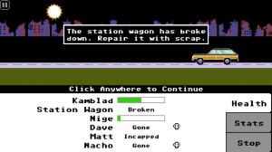 orga wagon