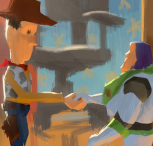 Toy-Story-3-color_script_Woody_Buzz