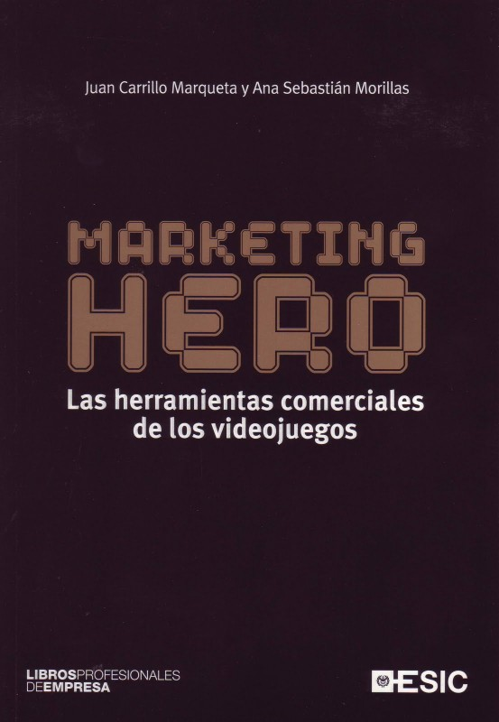 Marketing hero