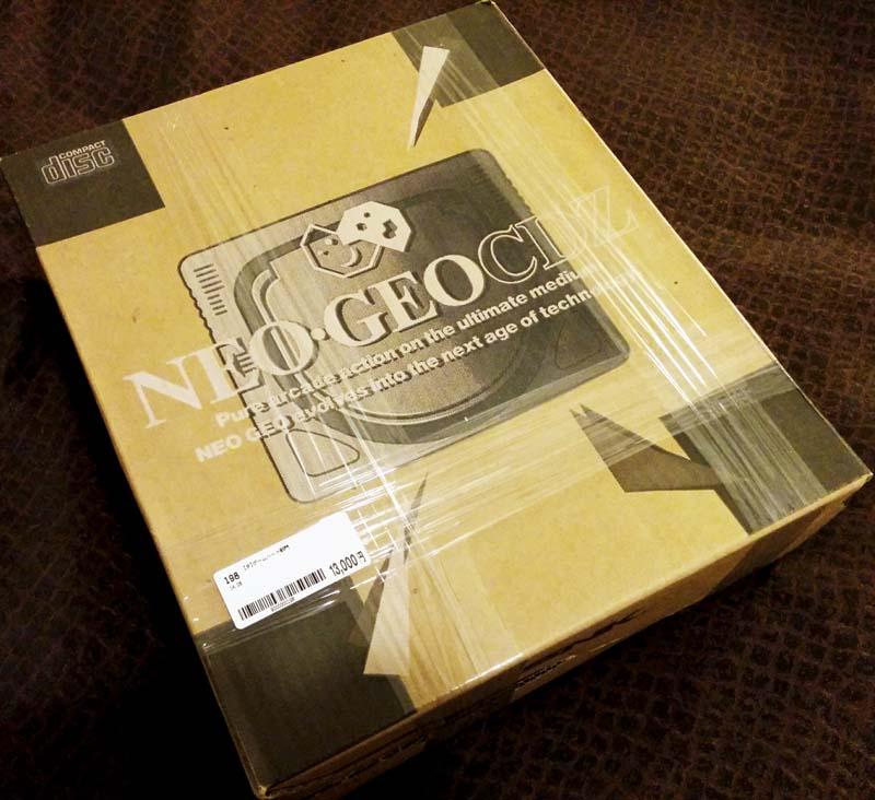 Neo-Geo CDZ