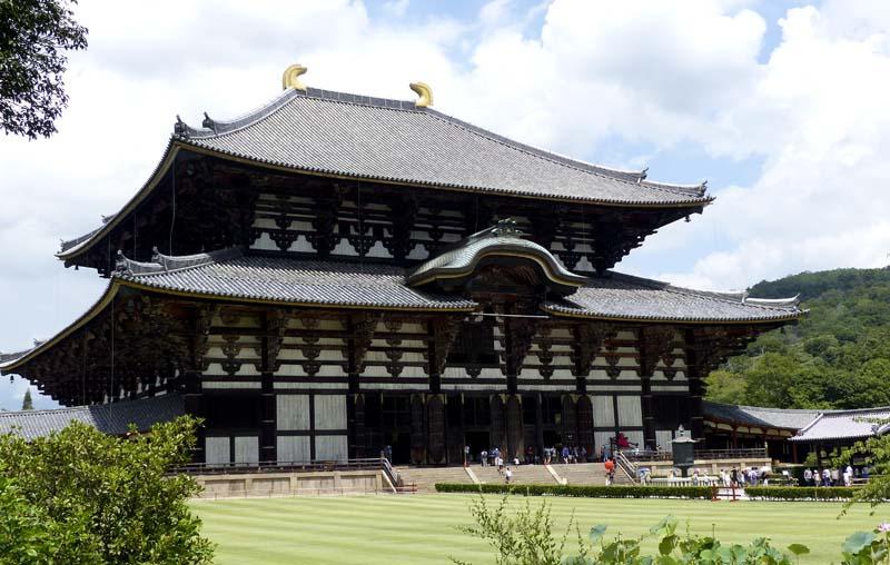 Todai-ji - De lo más imponente que he visto en mi vida.
