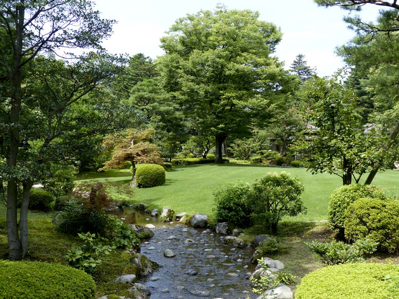 Kenrokuen - Kanazawa