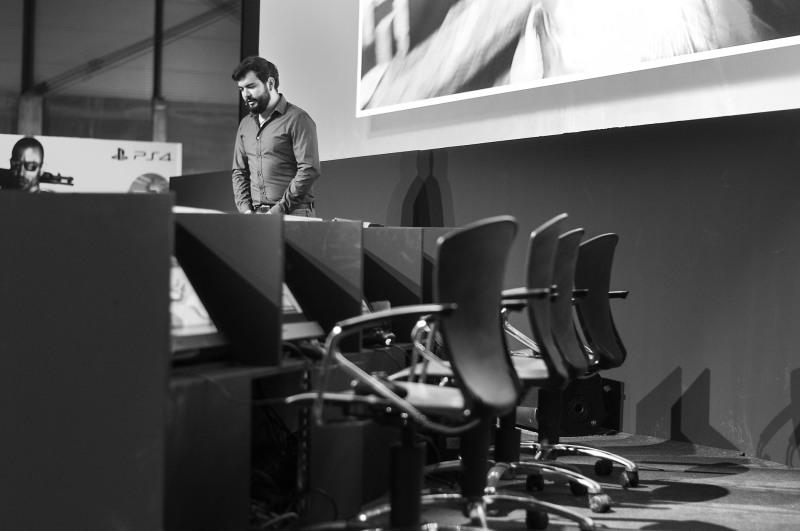 Enrique Colinet presentó Dead Island 2 el jueves, el día exclusivo para profesionales.