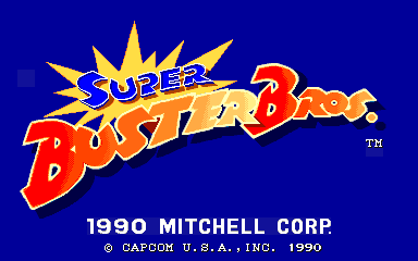 Mitchell, Pang y Capcom.