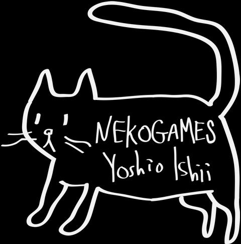 Logo de Nekogames.