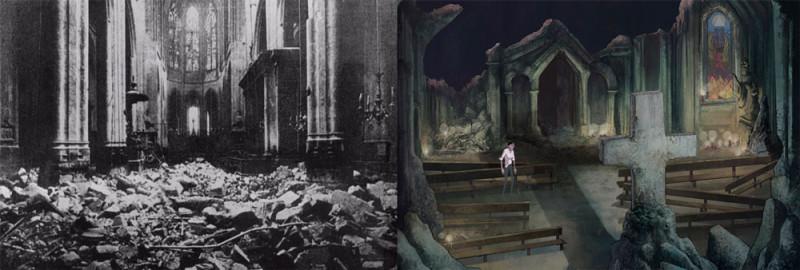 La demolición de la fe.