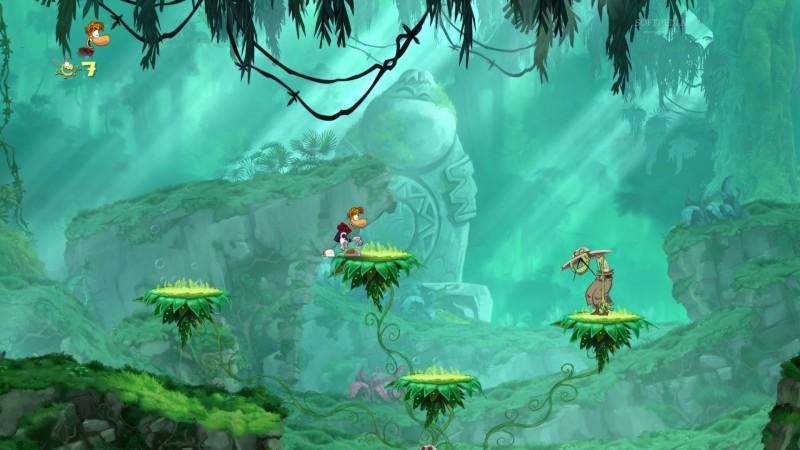 Rayman Origins. Algo así hubiese sido lo esperado.