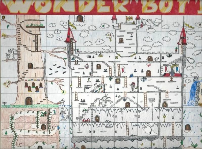 Wonder Boy 4